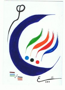 caligraphie 9